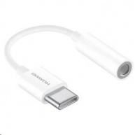 Huawei adaptér CM20, USB-C -> 3,5 mm, bílá