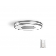 PHILIPS Being Stropní svítidlo, Hue White ambiance, 230V, 1x32W integ.LED, Aluminium