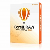 CorelDraw Essentials 2021 CZ/PL- BOX