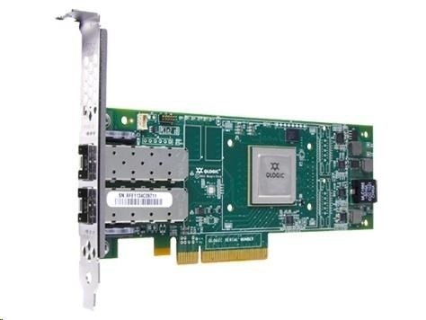 HP StoreFabric SN1000Q 16Gb Dual Port Fibre Channel Host Bus Adapter
