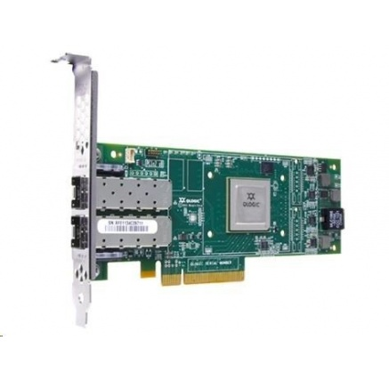 HP StoreFabric SN1000Q 16Gb Dual Port Fibre Channel Host Bus Adapter