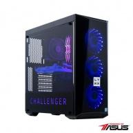 LYNX Challenger AURA i5 8400 16GB 240G SSD 2T GTX1060 6G W10 HOME
