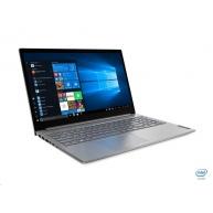 "LENOVO ThinkBook 15-IIL - i7-1065G7@1.3GHz,15.6"" FHD IPS mat,16GB,512SSD,noDVD,HDMI,USB-C,cam,backl,W10P,1r carryin"