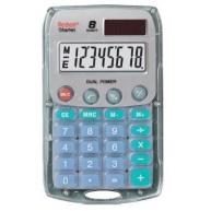 REBELL kalkulačka - Starlet BX - průhledná / blistr