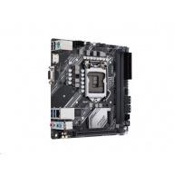 ASUS MB Sc LGA1200 PRIME H410I-PLUS/CSM, Intel H410, 2xDDR4, HDMI