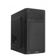 1stCOOL skříň STEP 3 ver.1, micro ATX, AU, USB 2.0, bez zdroje, Black