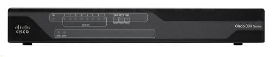 Cisco 891F-K9 ISDN/Mdm router