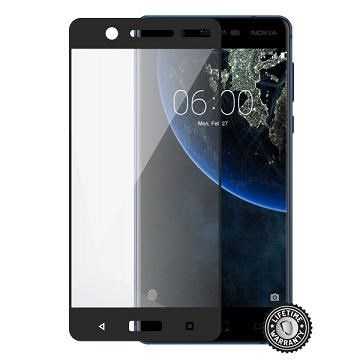 ScreenShield ochrana displeje Tempered Glass pro Nokia 5 (2017), černá