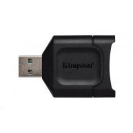 Kingston MobileLite Plus USB 3.1 SDHC/SDXC UHS-II čtečka karet