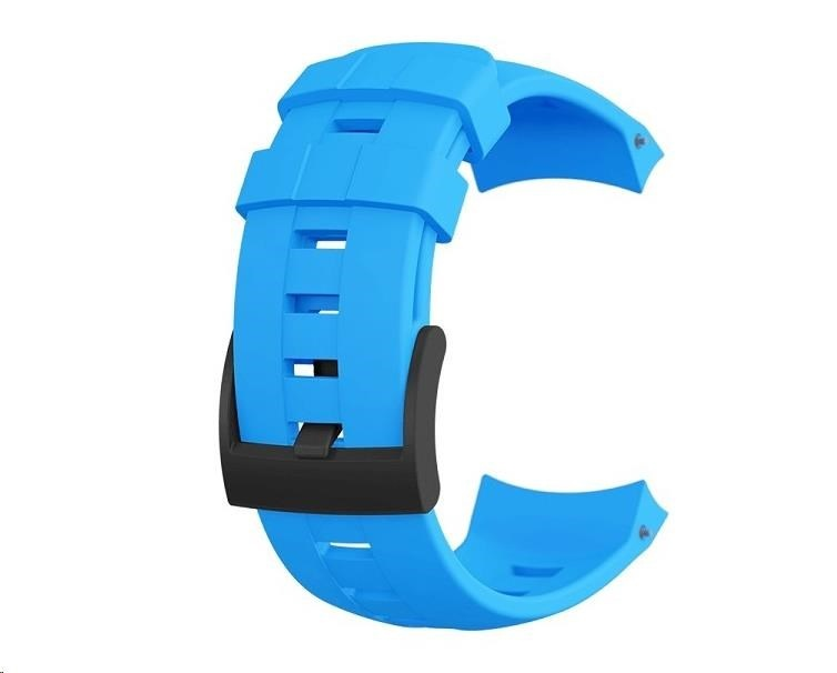 Suunto Ambit3 vertical blue silic. strap