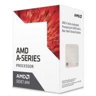 CPU AMD A8 9600 (Bristol Ridge), 4-core, 3.4GHz, 2MB cache, 65W, socket AM4, VGA Radeon R7, BOX