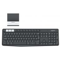 Logitech Wireless Keyboard K375s, CZ