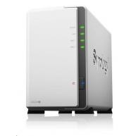 Synology DS220j DiskStation (4C/RealtekRTD1296/1,4GHz/512MBRAM/2xSATA/2xUSB3.0/1xGbE)