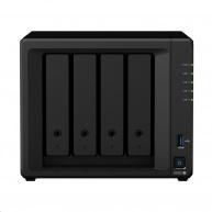 Synology DS920+ DiskStation (4C/CeleronJ4125/2,0-2,7GHz/4GBRAM/4xSATA/2xM.2/2xUSB3.0/1xeSATA/2xGbE)