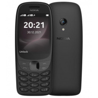 Nokia 6310 (2021), Dual SIM, černá