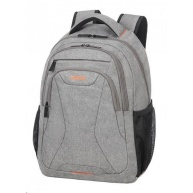"Samsonite American Tourister AT WORK lapt. backpack 13,3"" - 14.1"" Grey/orange"