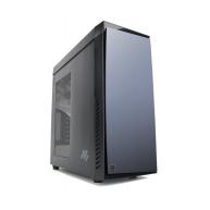 case Zalman miditower R1, mATX/ATX, průhledný bok, bez zdroje, USB3.0, černá