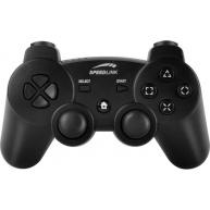 Speed Link herní ovladač bezdrátový STRIKE FX Wireless Gamepad, black