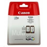 Canon BJ CARTRIDGE PG-545/CL-546 Multi pack BLISTER SEC