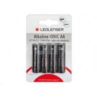 LEDLENSER 4xAA alkalické baterie - Blister
