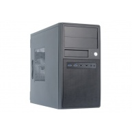 CHIEFTEC skříň Mesh Series/mATX, CT-04B, 350W, Black, USB 3.0