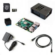 Raspberry Sada Zonepi Pi 4B/2GB, (SDHC karta 32GB + adaptér, Pi4 Model B, krabička, chladič, HDMI kabel, napájecí zdroj)