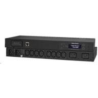 CyberPower Rack ATS Metered, 1U, 16A, (8)C13 (2)C19, IEC-320 C20 (2)