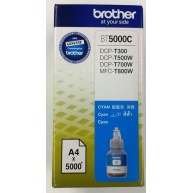 BROTHER INK BT-5000C cyan T300, T310, T500W, T510W, T700W, T710W, T910 cca 5000