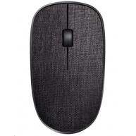 RAPOO myš M200 Plus Multi-mode bezdrátová myš s textilním potahem, černá