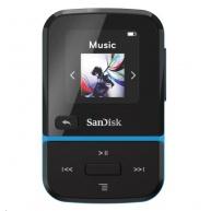 SanDisk Clip Sport Go MP3 Player 16GB, Blue