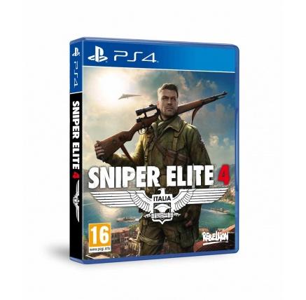 PS4 hra Sniper Elite 4