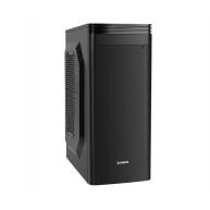 ZALMAN T5 - skříň minitower, mATX/mITX, bez zdroje, USB3.0, černá