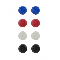 SPEED LINK gumové čepičky na ovladač, pro Xbox One, (STIX Controller Cap Set) multicolour/bílá, modrá, červená, černá