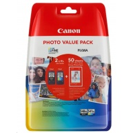 Canon BJ CARTRIDGE PG-540XL/CL-541XL PHOTO VALUE BL