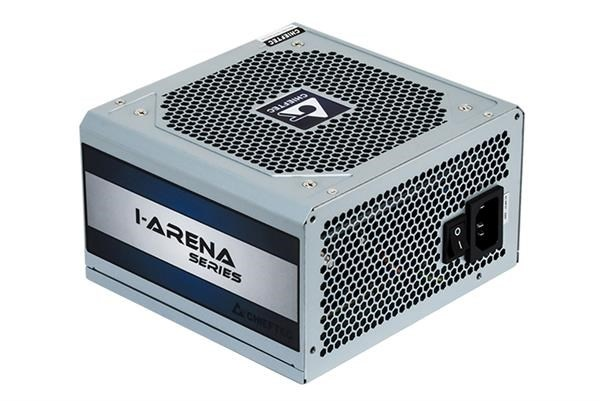 CHIEFTEC zdroj iARENA, GPC-500S, 500W, 120mm fan, PFC, 80%, bulk