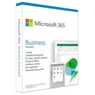 Microsoft 365 Business Standard CZ (1rok)