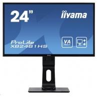 iiyama ProLite XB2481HS-B1, 60cm (23,6''), black