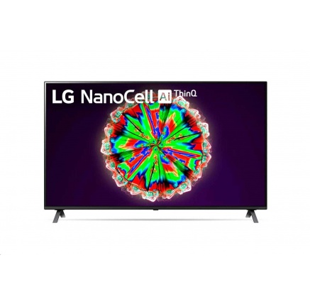LG 55'' NanoCell TV, webOS Smart TV
