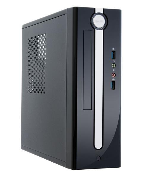 CHIEFTEC skříň Flyers Series/mini ITX, FI-01B-U3 250W TFX , Black