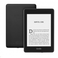 "AMAZON KINDLE PAPERWHITE 4 2018, 6"" 8GB E-ink displej, WIFi, BLACK, SPONZOROVANÁ VERZE"