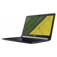 """ACER NTB Aspire 5 (A517-51G-38U1) - i3-7020U,17.3""""FHD IPS,8GB,512SSD,GeForce MX130 2GB,W10H,černá"""
