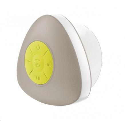 TRUST Reproduktor Lago Waterproof Bluetooth Wireless Speaker -  šedý (bezdrátový, přenosný, nabíjecí)