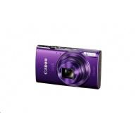 Canon IXUS 285 HS, 20MPix, 12x zoom, Wi-Fi, NFC - fialový