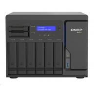 QNAP TS-h886-D1622-16G (4C/Xeon D-1622/2,6-3,2GHz/16GBRAM/6x3,5SATA/2x2,5SATA/2xM.2/4x2,5GbE/3xUSB3.2/2xPCIe)