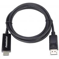 PREMIUMCORD Kabel DisplayPort - HDMI 3m