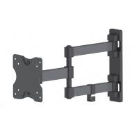 """MANHATTAN Nástěnný držák LCD / TV, kloubový, 13"""" až 27"""", 20 kg"""