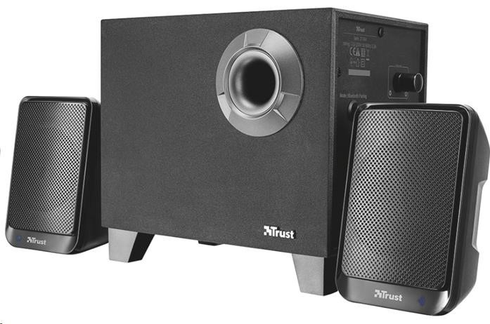 TRUST Reproduktory Evon Wireless 2.1 Speaker Set with Bluetooth