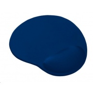 TRUST BIGFOOT MOUSE PAD, blue