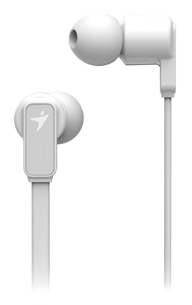 GENIUS sluchátka s mikrofonem HS-M260, bílá