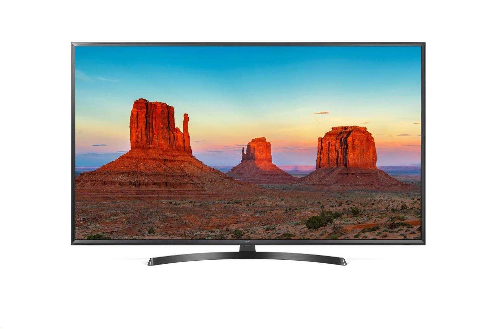 "LG 65UK6470PLC Smart LED TV; 65""; 3840x2160; WebOS; Wi-Fi; HBB - TV; PVR ready; Bluetooth; VESA; HDMI; USB; LAN; DVB-T2/"